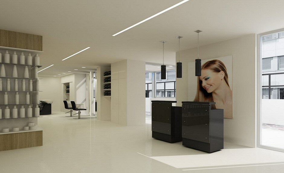 Beautiful Line Alpha   FLUOO   Furniture For Hairdressing Salons